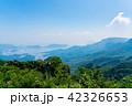 寒霞渓 初夏 山の写真 42326653