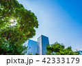 ビル 高層ビル 東京の写真 42333179