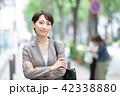 OL 営業 ビジネスシーンの写真 42338880
