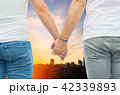 ゲイ カップル 二人の写真 42339893