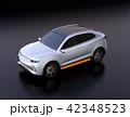 自動車 SUV 車のイラスト 42348523