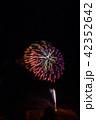 花火 スターマイン fireworks 42352642