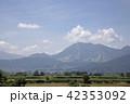 長野県飯山市 信州の風景 42353092