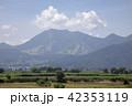 長野県飯山市 信州の風景 42353119