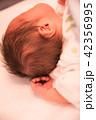 赤ちゃん 42356995