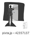 ドア 入り口 入口のイラスト 42357137