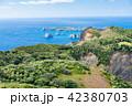 ハートロック 南島 海の写真 42380703