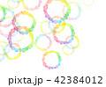 水彩 テクスチャー テキスタイルのイラスト 42384012