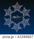 クリスマス 新 新しいのイラスト 42388887
