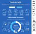 農園 農場 機器のイラスト 42389513