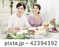 생활,파티,친구,중년,한국인 42394392