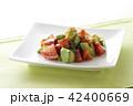 アボカドとトマトのサラダ1 42400669