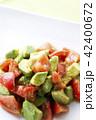 アボカドとトマトのサラダ12 42400672