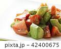 アボカドとトマトのサラダ15 42400675