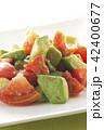 アボカドとトマトのサラダ17 42400677