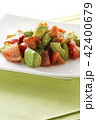 アボカドとトマトのサラダ3 42400679
