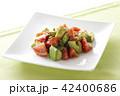 アボカドとトマトのサラダ9 42400686
