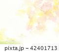 森 新緑 秋 水彩イラスト 42401713