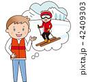 夢 スキープロ 外人 42409303