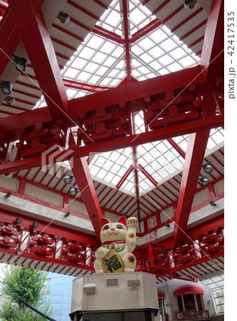 日本 愛知 名古屋 大須商店街の招き猫 Japan Aichi Nagoya Osu 42417535