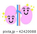 腎臓 臓器 内臓のイラスト 42420088
