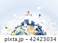 バランス 平衡 均衡の写真 42423034