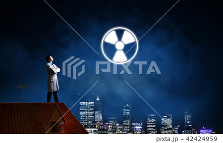 Medical industry and radioactive materials 42424959