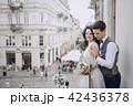 ウェディング ウエディング 結婚の写真 42436378