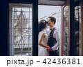 新婦 花嫁 ウェディングの写真 42436381