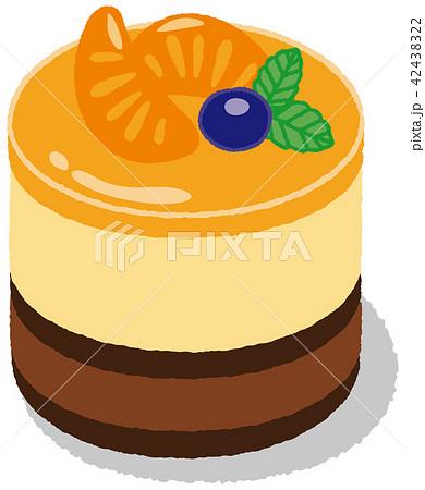 オレンジムース 42438322