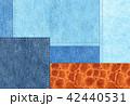 デニム風 シンプル テクスチャー 42440531