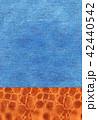 デニム風 シンプル テクスチャー 42440542