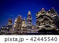 ビル 都会 マンションのイラスト 42445540