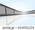 特寫電影 / 攝影 35mm 底片模板,向量3D元素 42450124