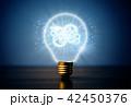 イメージの電球 42450376