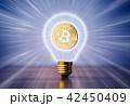 イメージの電球 42450409