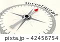 やじるし 矢印 コンパスのイラスト 42456754