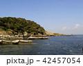 海 海岸 海辺の写真 42457054