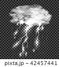 Rain Drops Pattern 42457441