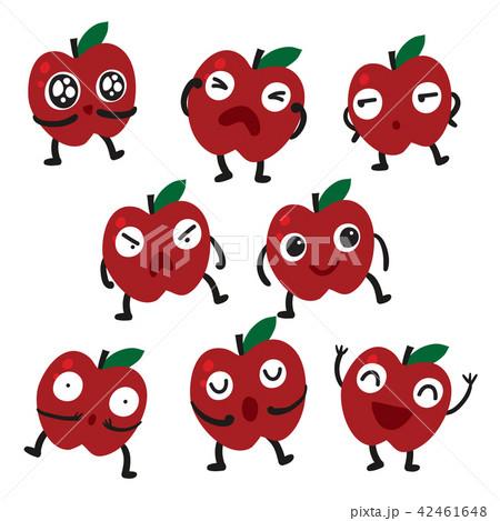 apple character vector design 42461648