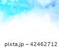 水彩 にじみ バックグラウンドのイラスト 42462712