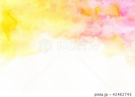 背景素材 水彩テクスチャー 42462743