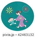 親子の夏祭り 42463132