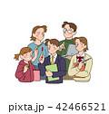 家族で絵画 42466521