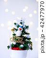 ミニクリスマスツリー 42477970