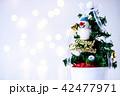 ミニクリスマスツリー 42477971