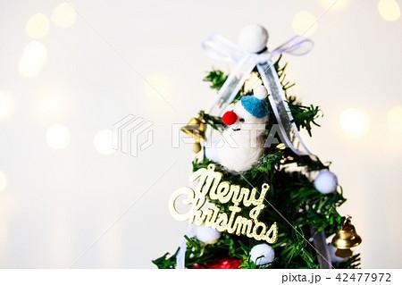 ミニクリスマスツリー 42477972