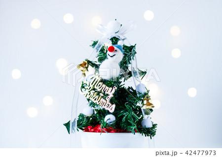 ミニクリスマスツリー 42477973
