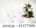 ミニクリスマスツリー 42477986