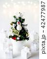 ミニクリスマスツリー 42477987